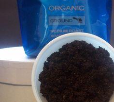Coffee Body Scrub - Moisturizing Body Wash - Wide Awake Coffee Scrub - Organic Skin Care - Exfoliant