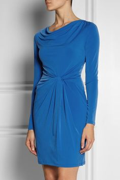 MICHAEL Michael Kors Knot-effect stretch dress