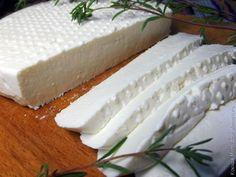 адыгейский сыр своими руками