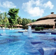 Pool at Riu Tequila #travel #Mexico