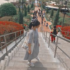 Image may contain: one or more people, people standing and outdoor Swag Outfits, Cool Outfits, Fashion Outfits, Blue Fashion, Korean Fashion, Cute Korean Girl, Instagram Pose, Insta Photo Ideas, Girl Inspiration