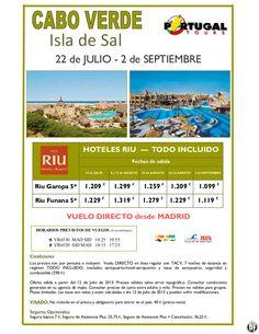 CABO VERDE isla de sal Hotel Riu 5* TI del 22 julio-2 septiembre vuelo directo Madrid desde 1.099 € - http://zocotours.com/cabo-verde-isla-de-sal-hotel-riu-5-ti-del-22-julio-2-septiembre-vuelo-directo-madrid-desde-1-099-e/