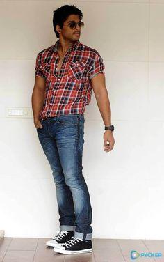Allu Arjun Photos   Best Allu Arjun Images That Make Him The Stylish Star Cute Love Couple Images, Romantic Couple Images, Couples Images, Allu Arjun Hairstyle, Prabhas Pics, Photos, Allu Arjun Wallpapers, Dj Movie, Allu Arjun Images