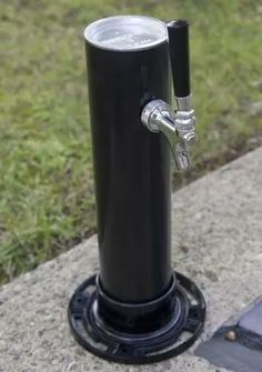 Build your own draft tower from PVCpiping for a fraction of the price of a new one. This project is quick and easy, yet still looks great and works p...