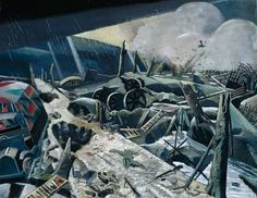 Void of War by Paul Nash (1918)