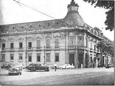 Colégio Pedro II, Avenida Marechal Floriano - Anos 40