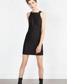 341bc2f33605 Image 2 of STRIPED JACQUARD DRESS from Zara Abbigliamento Da Lavoro