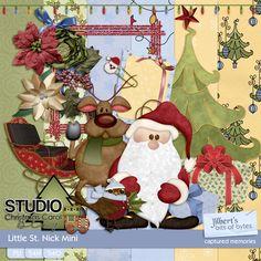 theStudio's 2014 Christmas Carol Blog Train*