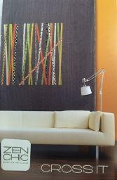 Cross It Quilt Pattern by Zen Chic