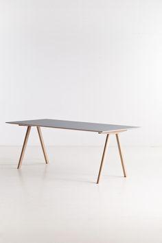 whateverwork-s:  design-fjord:  HAY - Conpenhague Table...