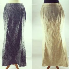 Classic yet never fails in fashion. These mermaid skirts charm will make an instant slender long leg look. www.noushastore.com