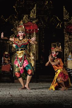 Photo Balinese dance by MeGo Al-Sharif on 500px