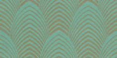 Deco wallpaper by Harlequin