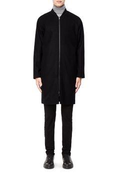 Weekday image 2 of Mod Coat in Black