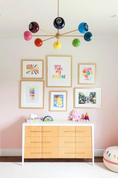 Baby room inspirations | Find more awesome nursery's decorations and furniture for kid's bedrooms at CIRCU.NET