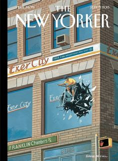 2013 | The New Yorker Covers