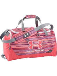 Under Armour Hustle Duffel Small #underarmour