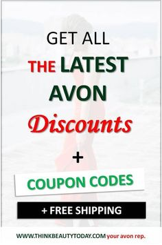 Looking for an avon rep that truly cares about YOU? That feels like family? Let me be your Avon Lady. With over 12 years experience keeping women like you happy, I get you all the latest discounts and coupon codes! Did I mention free shipping? Check out my website for even more exclusives and you'll tell I'm different. #avon #avonrep #avonbeauty #avonbrochure #avonrepresentative #avonmakeup