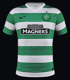 Nike Celtic FC 2013-14 Home Shirt
