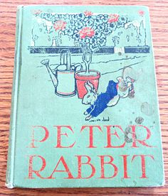 Hey, I found this really awesome Etsy listing at https://www.etsy.com/listing/254383605/beatrix-potter-book-1908-beatrix-potter