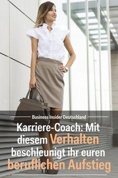 Ihr wollt die Karriereleiter hochklettern? Ein Experte erklärt, wie ihr das schafft. Artikel: BI Deutschland Foto: Shutterstock/BI