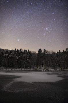Landschaftsfotografie bei Nacht © Raik Krotofil