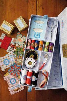 Sajou Sewing Set Large Model