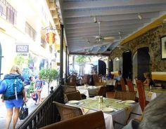 Amalia Cafe Spanish Restaurant in Palm Passage, Saint Thomas, US Virgin Islands