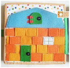 Build a House - fotbalové bludiště