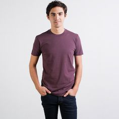 The Men's Crew Huckleberry – Everlane. Get your Daily Style Playlist at http://www.shopfleur.co/