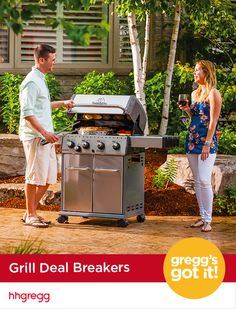 Get the most of our your grill with these grill deal breakers