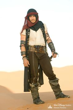 prince of persia; again, the costume design.  love it. *Costume ok, but gimme the man!