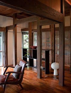 リノベーションともひと味違う、古い家の再生 えつこさんの別邸