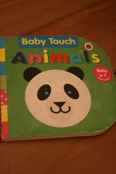 Baby's Favourite Books (9-12 months) - The Imagination Tree