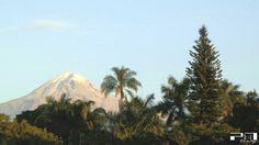 """The highest mountain in Mexico, """"Pico de Orizaba"""""""