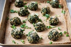 Baked Parmesan Kale Puffs | Tasty Kitchen: A Happy Recipe Community!