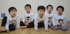 Song triplets Lee twins