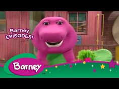 Barney and Friends Barney Costume, Barney & Friends, Friends Youtube, Full Episodes, Healthy Dinners, Elmo, Great Friends, Robots, More Fun