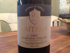 1997 Le Pupille Saffredi