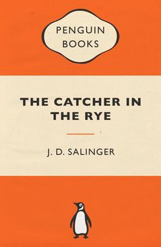 The Catcher in the Rye by J. D. Salinger Art Print