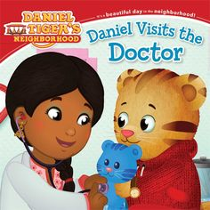 Daniel Visits the Doctor (Daniel Tiger's Neighborhood) Price:$3.46