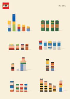 LEGO – Imagine by Jung von Matt
