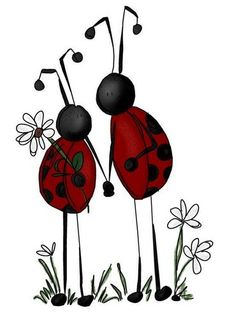 Lord and Lady Bug
