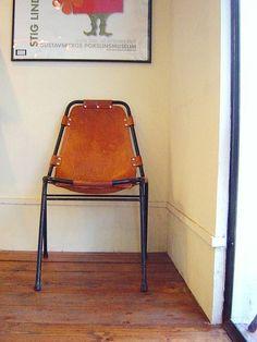 Charlotte Perriand Les Arcs Chair