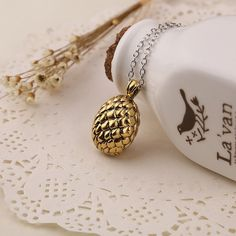 [FREE] Game of Thrones Dragon Egg Necklace