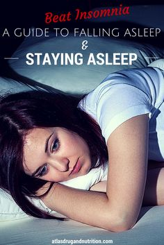 A Good Night's Sleep - Not Just a Dream. Beat insomnia - a guide to falling asleep and staying asleep... naturally. Trust us, it works.