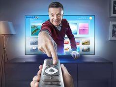 Phillips Smart TV on Behance