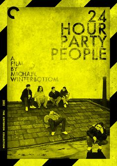 Fake Criterion covers for Criterion packages that don't exist: danielpwnz's 24 Hour Party People