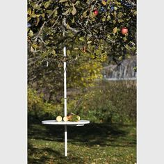 "ERNST - Färg&Form - ""Hängbord"" hanging table. So unusual. I love Ernst Kirchsteiger!"