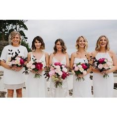 Pretty maids all in a row.  #glamourgang #whitemagic #ivorytribe flowers @gypsy_flora photo @johnbenavente by ivorytribe